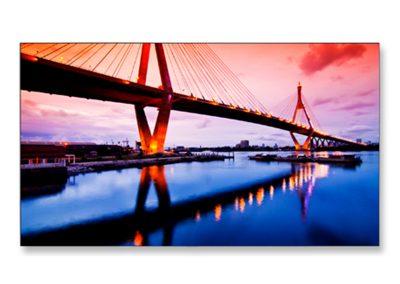 "NEC MultiSync X551UN  LCD, 55"", FullHD"