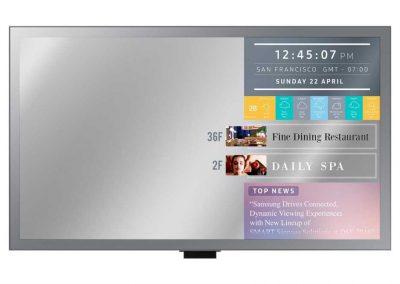 "Samsung ML55E  DL, 55"", Mirror Display"