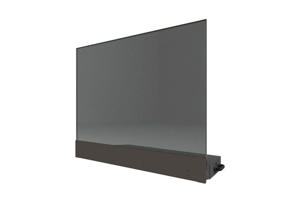 "Solutions4AV GhosT-OLED 55″ OLED, 55"", Transparentes Display"