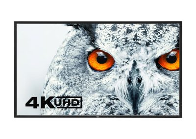 "NEC MultiSync X981UHD-2  LCD, 98"", Ultra HD"