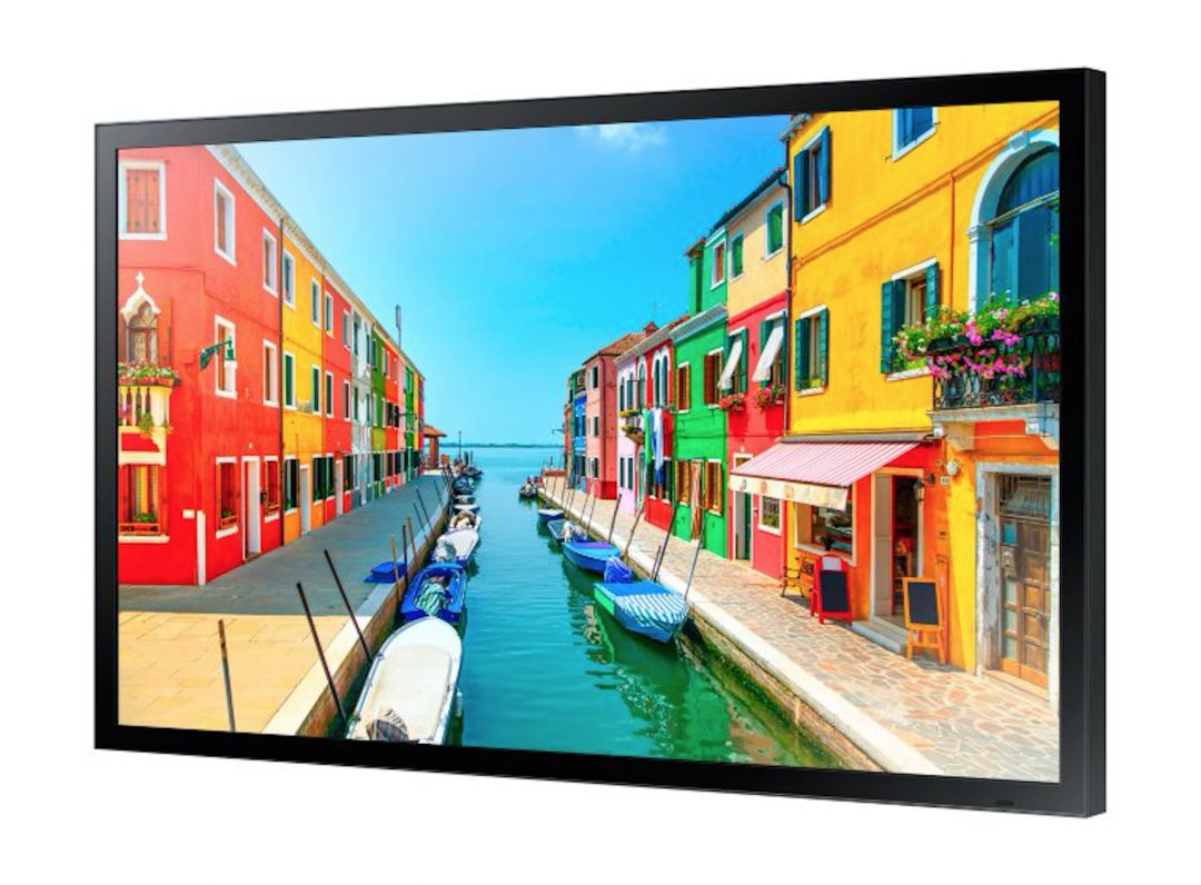 "Samsung SmartSignage OH55D-K – Outdoordisplay  LCD, 55"", Full HD, Outdoor"