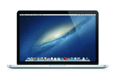 Apple Macbook Pro – 15,4″ – Retina