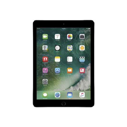 "Apple iPad 2018  9,7"", Space Grau 