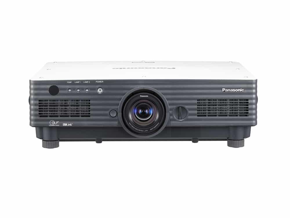 Panasonic PT-D5700EL – 1-Chip – DLP Projektor