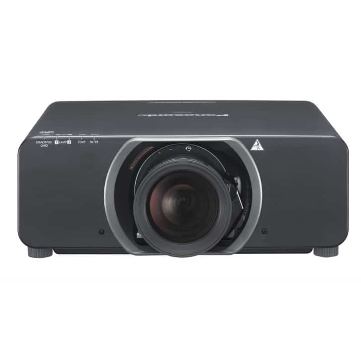 Panasonic PT-DZ110X – 3-Chip – DLP Projektor