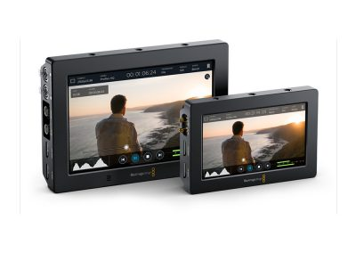 Blackmagic Video Assist 4K Festplattenrecorder und Kameramonitor