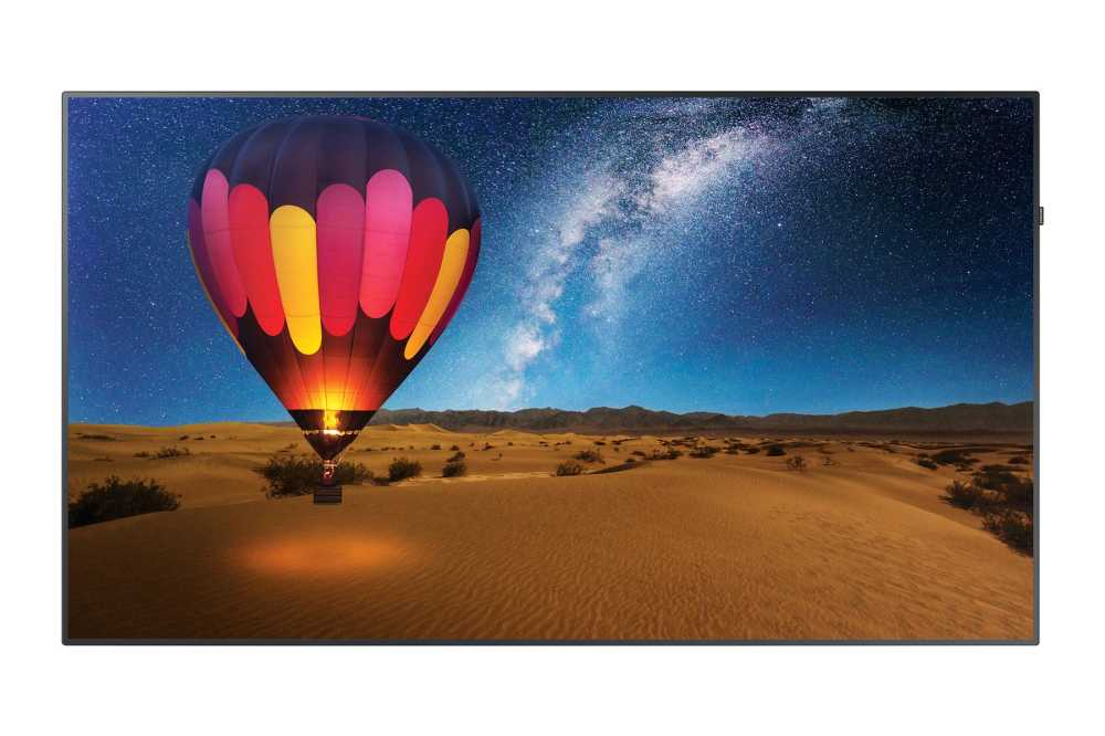 "Samsung SmartSignage QM98F  LCD, 98"", Ultra HD"