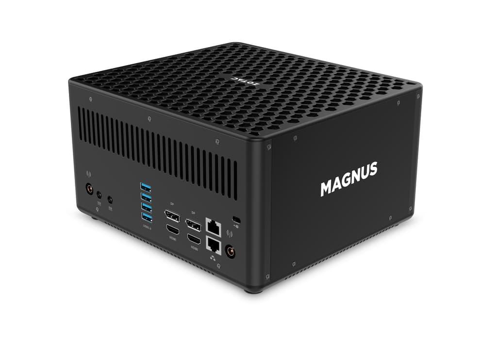 Zotac ZBOX Magnus EN1080K Back