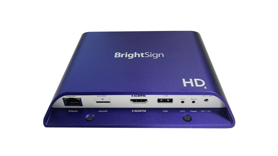 BrightSign HD1024 Digital Signage Player