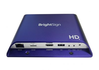 BrightSign HD1024 Digital Signage Player