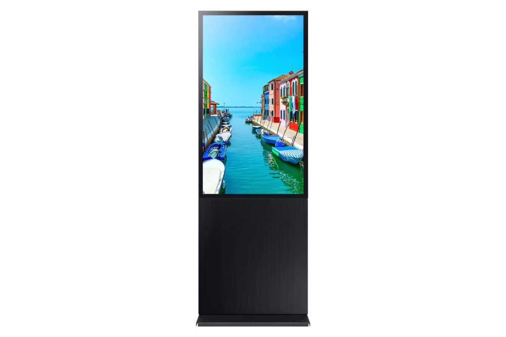 Samsung OH55D-K Stehle - Front