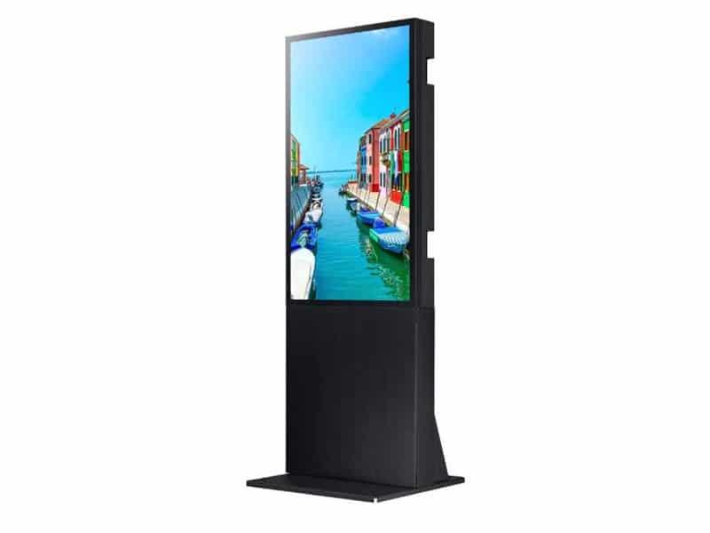 Samsung OH55D-K Stehle - Seite