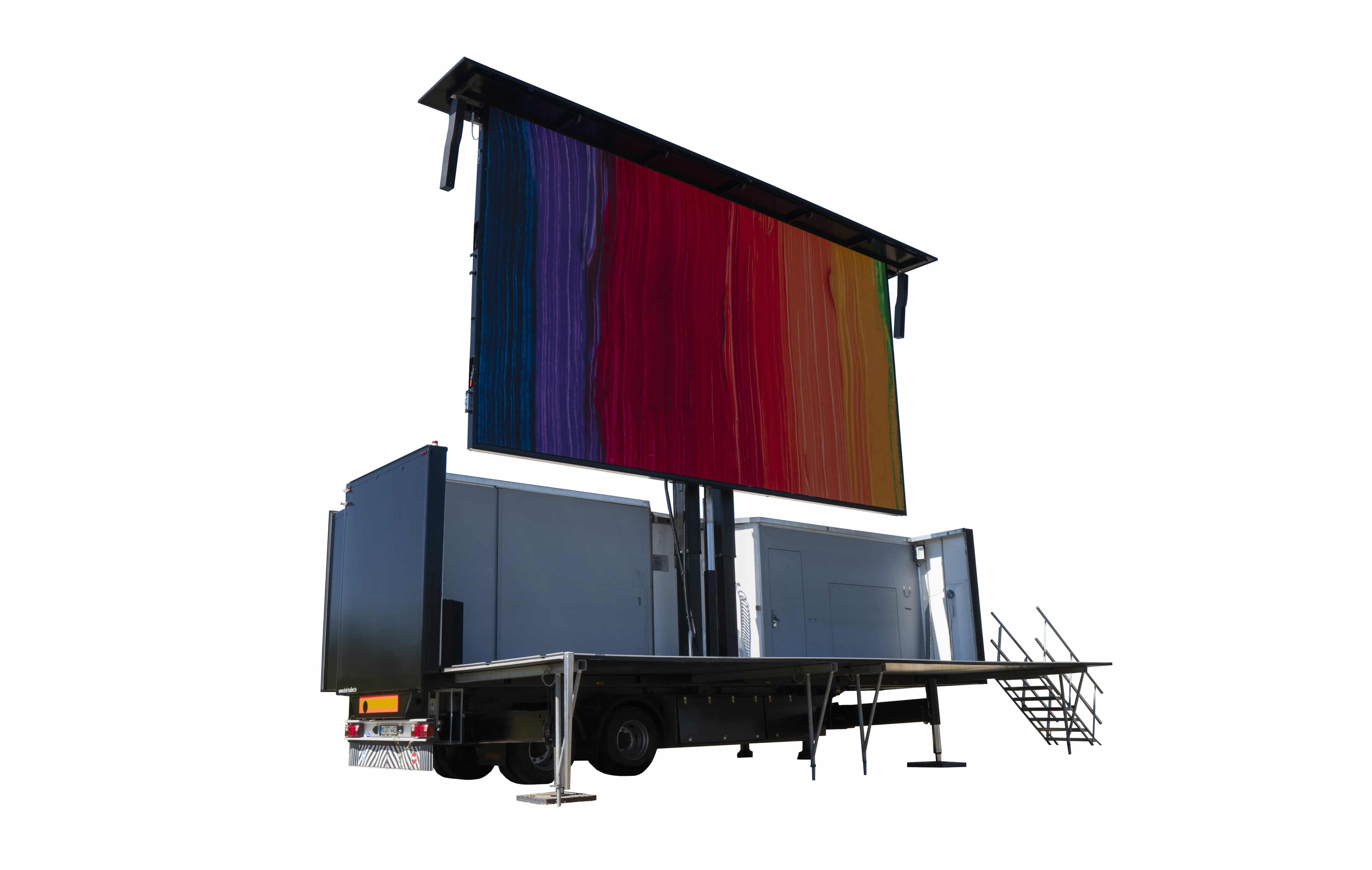 rB50 LED-Truck Side Freigestellt